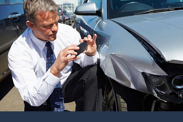 Take Photos for Auto Accident Attorneys in Utah