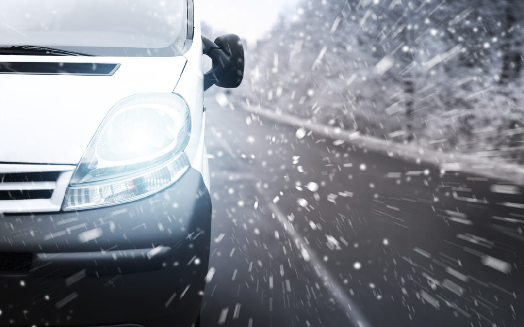 5 Tips for Avoiding Winter Accidents