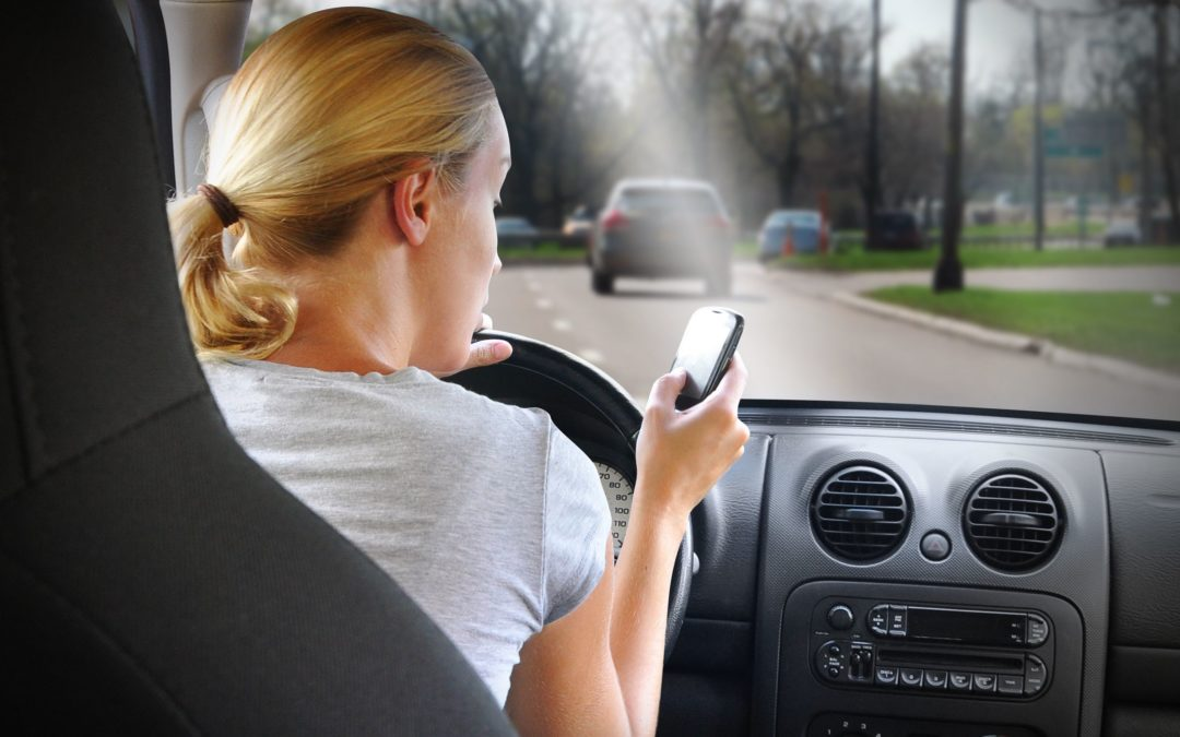 Texting-Driving and Auto Accidents